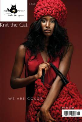 """Knit the Cat 08 WE ARE COLOR Kreativ Heft"""