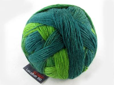 Lace Ball 100/2168 Evergreen